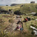 King Arthur Castle dig