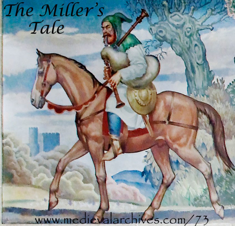 an analysis of the reeve in the canterbury tales by geoffrey chaucer The reeve's tale - let studymodecom get you up to speed on key information and facts on the canterbury tales by geoffrey chaucer.