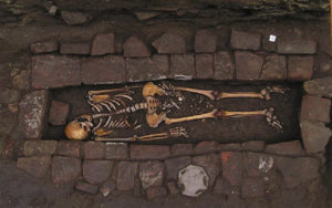 skeleton birth