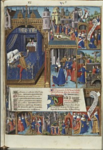 Getty Exhibition will Celebrate Pinnacle of Manuscript Illumination in France