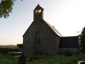 St Gredifael's Church