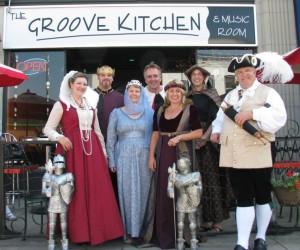 Groove Kitchen
