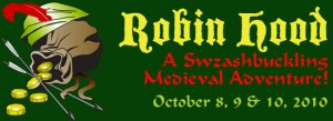 Auditions Tuesday for Theater for Young Audiences production of 'Robin Hood'