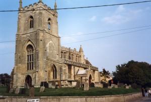 Aslackby St James