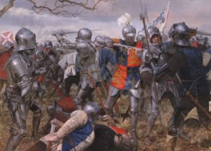 Medieval day on battle of Wakefield anniversary