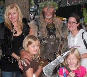 Monster dills and marvelous turkey legs! Bigger is better at the Michigan renaissance festival.