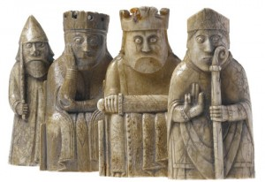 A New Theory on the Origin of the Lewis Chessmen