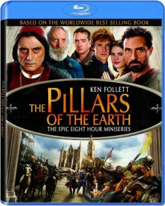 The Pillars Of The Earth Blu-Ray