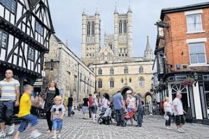 Online tourism map aims to shed light on city's Dark Age