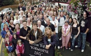 Michael Wood's Story of England: Big historical secrets - in a humble Midlands village