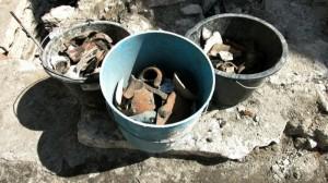Remnants of Medieval City Gate Discovered in Pärnu