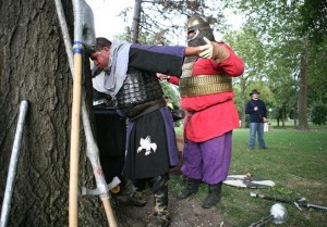 Missouri SCA group gets medieval