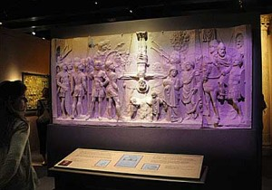 History of Catholicism is shown in Vatican art