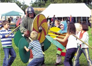 Vikings rule the roost at Potterne