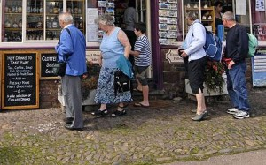 Somerset village cobbles 'too dangerous'