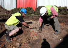 Archaeological dig in east London could uncover the 13th century White Chapel