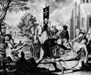Bacteria confirmed as culprit in Black Death