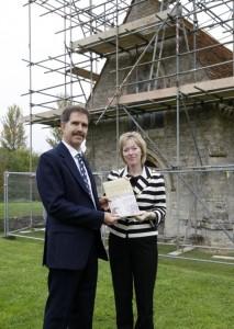 Fundraising starts for restoration of 'under threat' medieval chapel