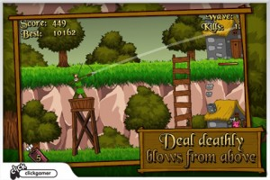 Robin Hood – Archer of the Woods 1.0 iPhone and iPod Touch