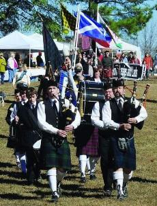 Celtic society hosts annual fest