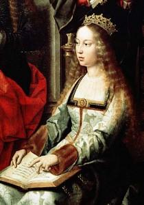 Queen Isabella I