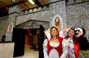 The Fun House-Medieval Kingdom