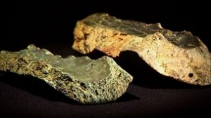 Parts of guns found at Towton War of Roses site