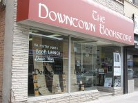 The Downtown Bookstore, Ontario, Canada