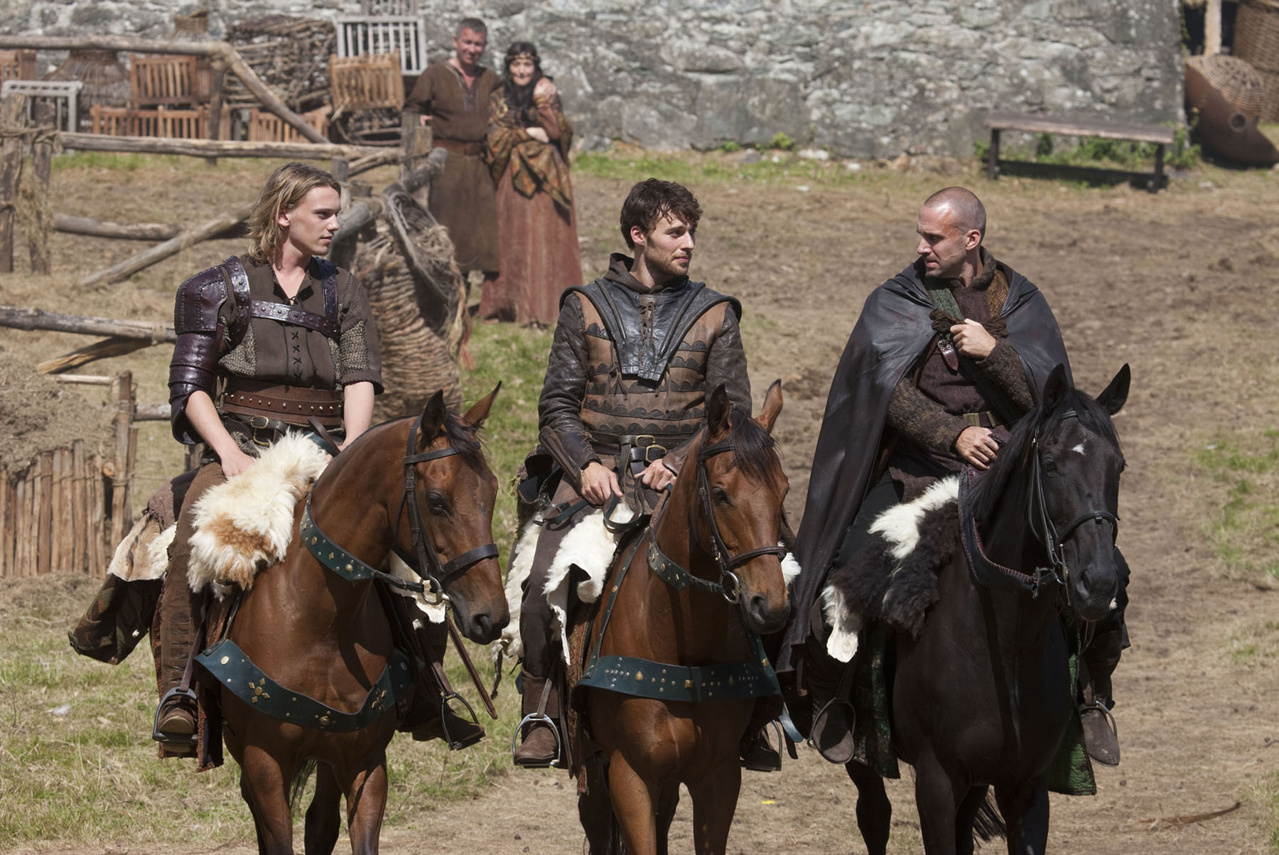 Camelot: A Starz Original - new images - Medieval Archives