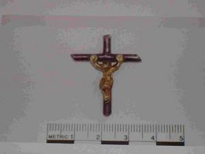Medieval crucifix