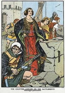 Black Agnes, Countess of Dunbar
