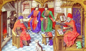Medieval Law Office