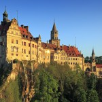 Sigmaringen Castle, Upper Danube Nature Park, Danube River, Germany