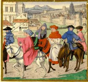 Chaucer Canterbury Tales