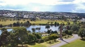 Duthie Park Aberdeen