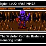 Dragon Fantasy - Skeleton