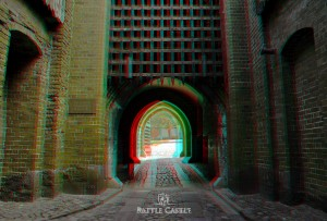 Malbork Portcullis 3d Battle Castle