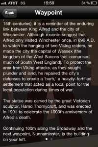 Medieval Winchester description