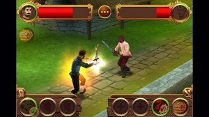 Sims Medieval Combat Screen