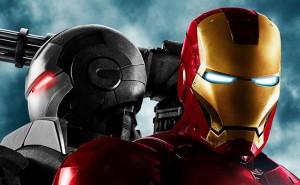 Ironman & War Machine