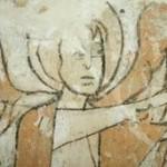 Lakenheath Wall medieval painting