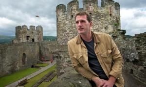 Dan Snow Conwy Castle