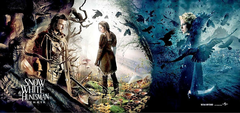 Snow White and the Huntsman Banner