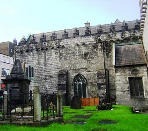 Galway Medieval church Saint Nicholas | Medieval Archives