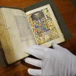 Medieval prayer book