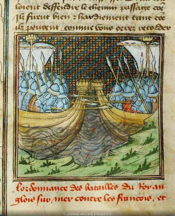 The Battle Of Winchelsea By Susan Abernethy