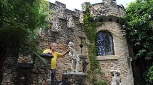 Ron Farmer medieval castle