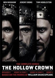 Hollow Crown DVD