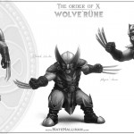 Wolverine - The Order of X