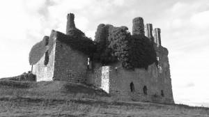Ruins of Carbury,County Kildare
